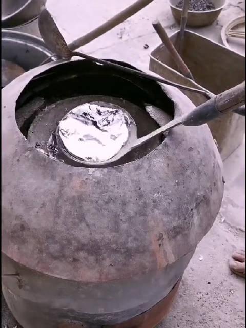 民间快失传的一体制锅技术,很漂亮