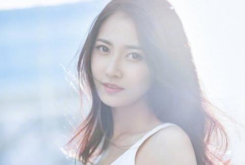 演员陈钰琪,《锦绣未央》时认识她,来看她的美照