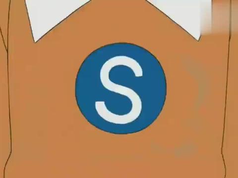 哆啦A梦:胖虎想教训大雄,却被大雄贴上奇怪徽章,碰不到气不气