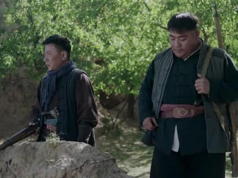 猎手:祥子带兄弟回枣树村拿装备,哪料小鬼子在后面,这下麻烦了