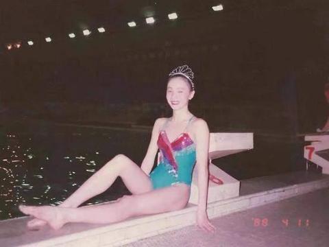 陶虹:从游泳冠军到影后,当红时隐退48岁再次爆红,今活成少女