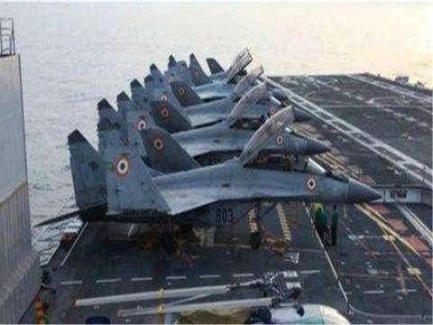 """印度又""""摔飞机"""",40多年业绩也不在乎多一架,可怜飞行员找不到"""