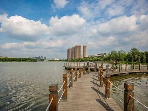 广东一巨型公园走红,耗资2千万占地300亩,免费开放不输中山公园