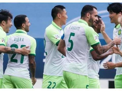 亚冠积分榜:一场2-0让北京国安提前出线!比埃拉、张玉宁进球