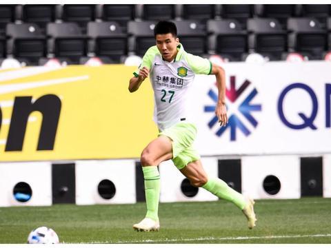 亚冠首个助攻+进球!国安31岁国脚世界级停球 助攻比埃拉破门