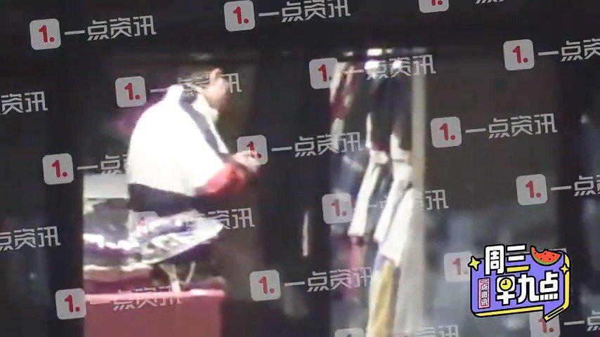 赖冠霖被拍与绯闻女友张采采同出现在一个屋子里……