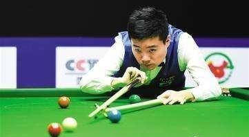 创纪录,中国斯诺克运动员包围英锦赛,丁俊晖却遇上了大麻烦