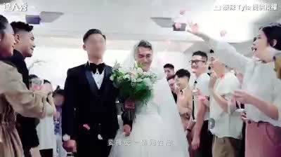同性恋婚礼,不理解,但尊重!……