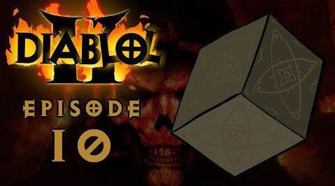 """爆笑暗黑破坏神2 Ep 10 """"The Cube"""" by:CarbotAnimations"""
