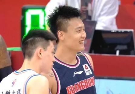 都说广东靠外援打球作为广东fans:我们接受!马尚和威姆斯就是香