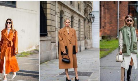 奔四女人就要有小心机,服装有了这种元素,怎么穿都很时尚
