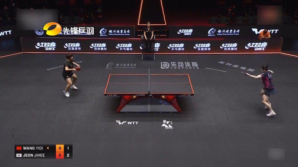 2020WTT澳门乒乓球公开赛精彩来袭 许昕超级对攻点燃现场