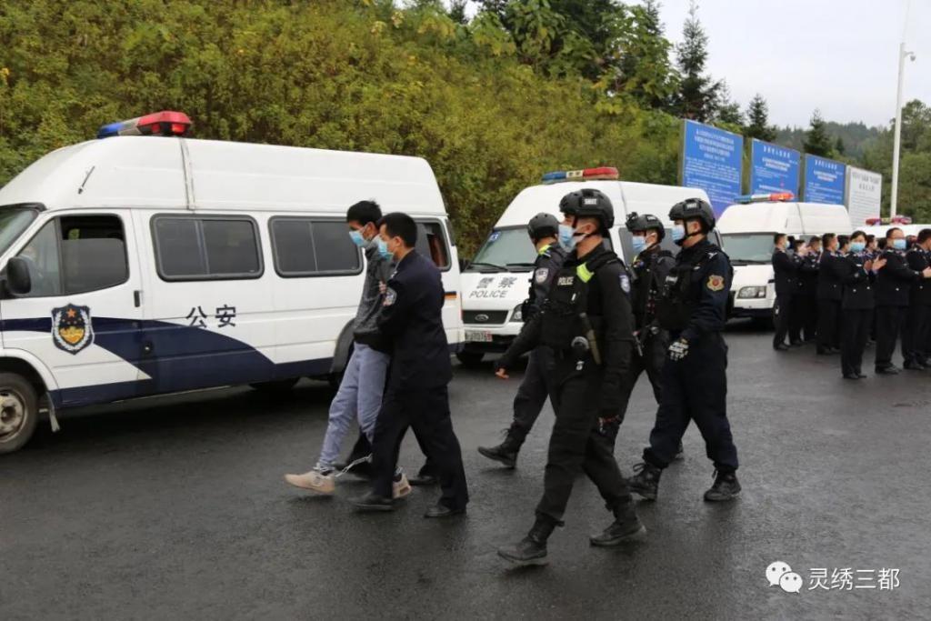 贵州黔南警方千里追凶 25年前命案逃犯终落网