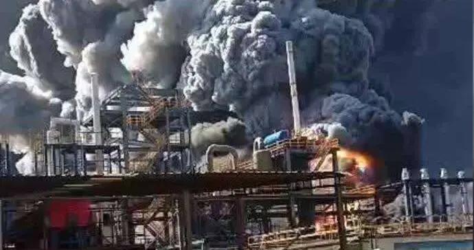 通报来了!江西吉安化工企业爆炸致2死6伤,事故原因查明