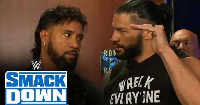 WWE罗曼·雷恩斯在《TLC2020》的对手已有眉目