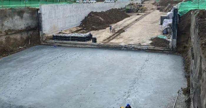 咸阳市渭河河堤路(渭河南岸)加固改造工程