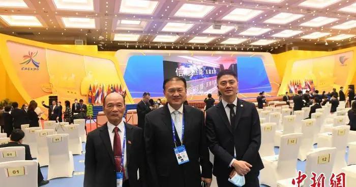 克服疫情影响,台湾高雄市世贸会展协会组团参展东博会
