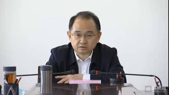 青岛市委常委宋永祥已任滨州市委副书记、市政府党组书记