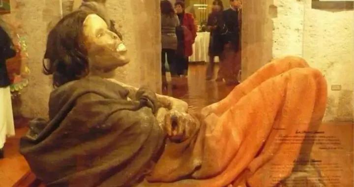 """秘鲁""""冰冻少女""""胡安妮塔被宣布为国家文化遗产"""