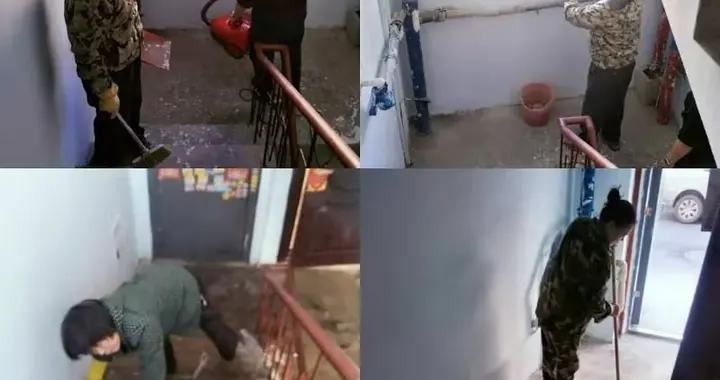 从弃管走向齐管——记船营区临江街道泰和社区永红3号楼好人集体和自治经验