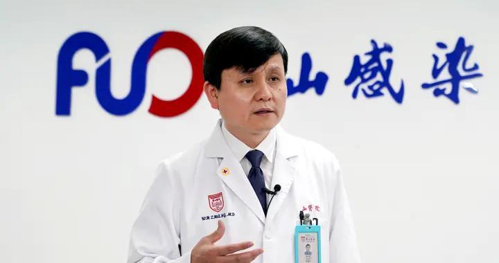 张文宏:目前没发现新冠特异性后遗症 发热即去门诊救人救己