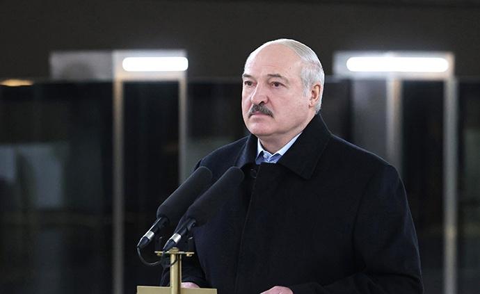 白俄罗斯总统卢卡申科:宪法改革通过后我将辞职