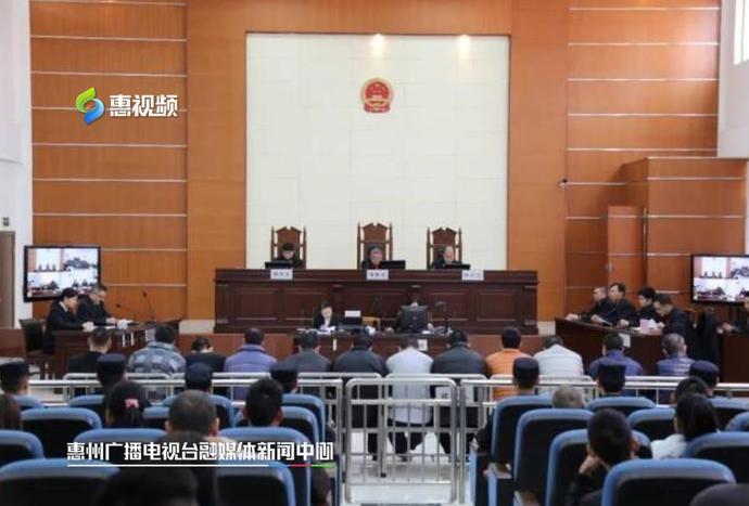 将200名游客堵在温泉池,惠州这个恶势力组织被判刑