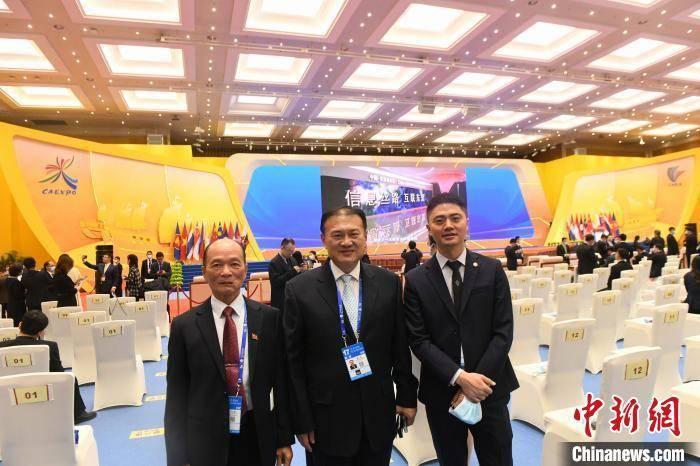 克服疫情影响  台湾高雄市世贸会展协会组团参展东博会