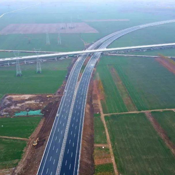 济宁北部交通大动脉:G327曲阜至任城改建工程S104至终点段通车