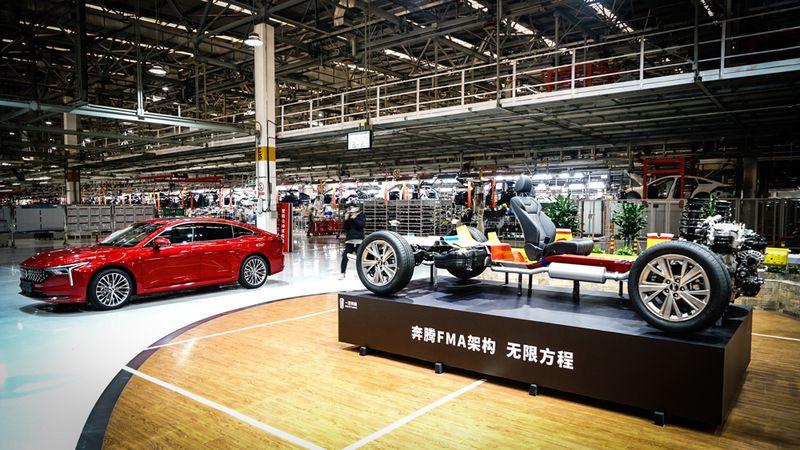 预售10.99万起 第三代奔腾B70将于今日上市