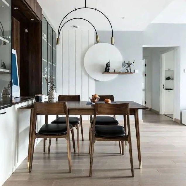 北京夫妻的第一套房,100㎡的家通透到极致,颜值高收纳满分