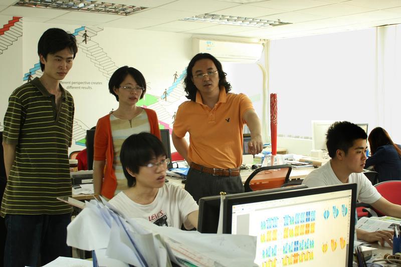 【亚运十年记】广州亚运会徽主创设计师忆广州亚运会