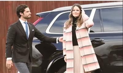 瑞典王子菲利普夫妇确诊