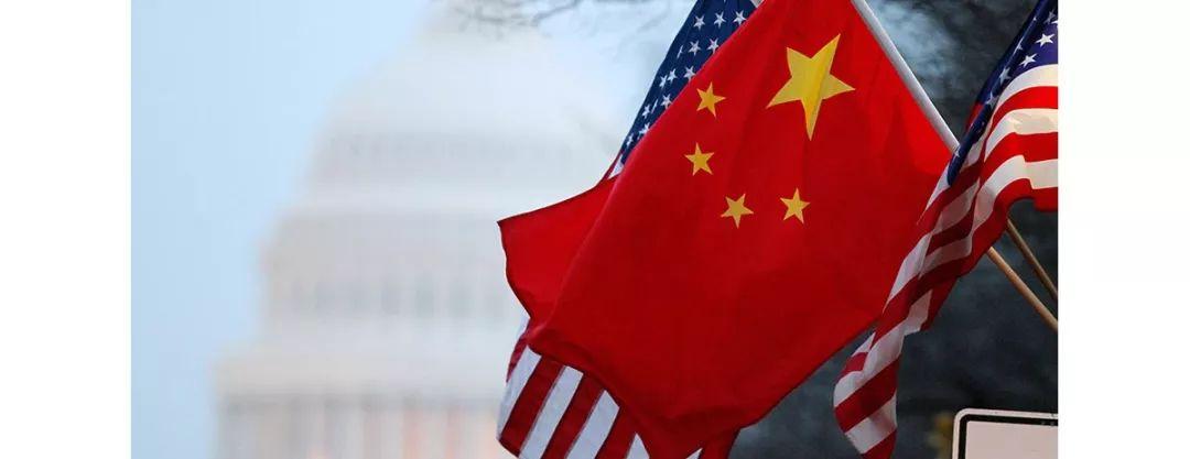 """外媒:""""美国是时候启动与中国对话了""""图片"""