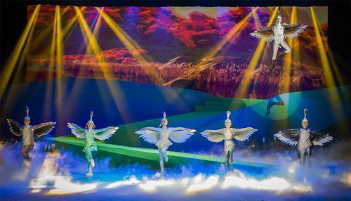 第七届中国·东莞音乐剧节|儿童音乐剧《妈妈咪鸭之鸭飞冲天》,下月暖萌上演