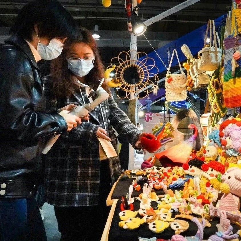 """汉服/飞跃联名鞋/手作体验…浦东有个可以玩的博览会,精彩等你来""""造""""!"""