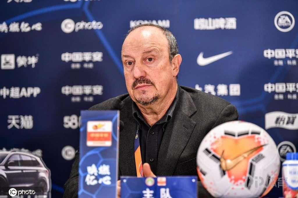 中国球员最怕键盘侠?贝尼特斯:怕被骂没人敢冒险
