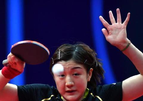 女乒新一姐太稳了!陈梦3-1击溃34岁世界冠军,冲击首冠