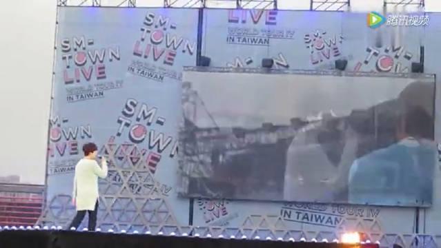 曺圭贤、沈昌珉的神仙合作 SM Town合唱《听海》…………