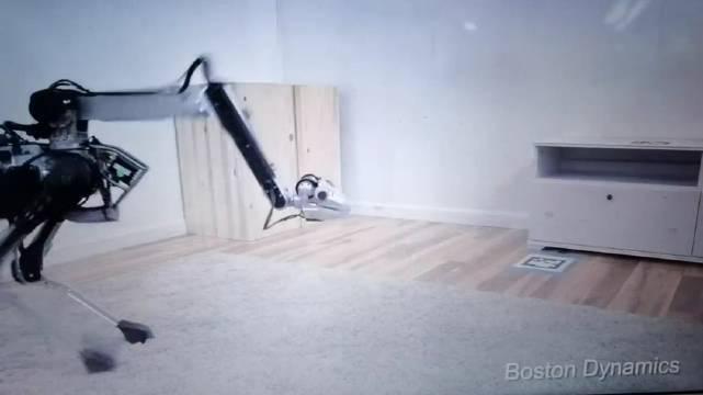 波士顿动力——超震撼机器人