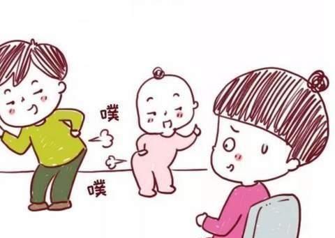 四种屁揭秘宝宝健康状况,这两种屁是娃在向你求救,要引起重视