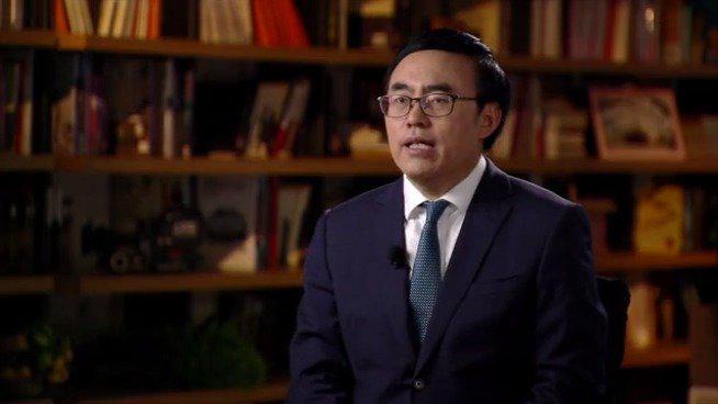 专访北医六院院长、中国科学院院士陆林