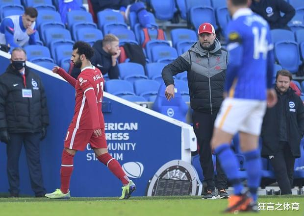 英超最新积分战报 遭绝平 利物浦获1天榜首体验卡 曼城狂胜升第8