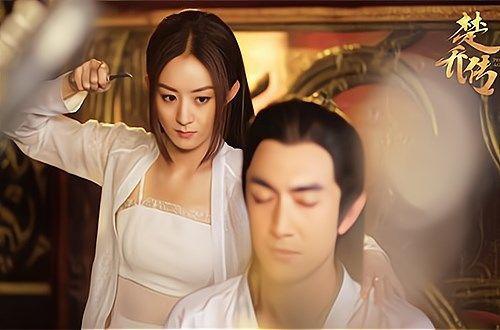"""《楚乔传2》选角大逆转,""""星玥夫妇""""双回归,赵丽颖再搭林更新"""