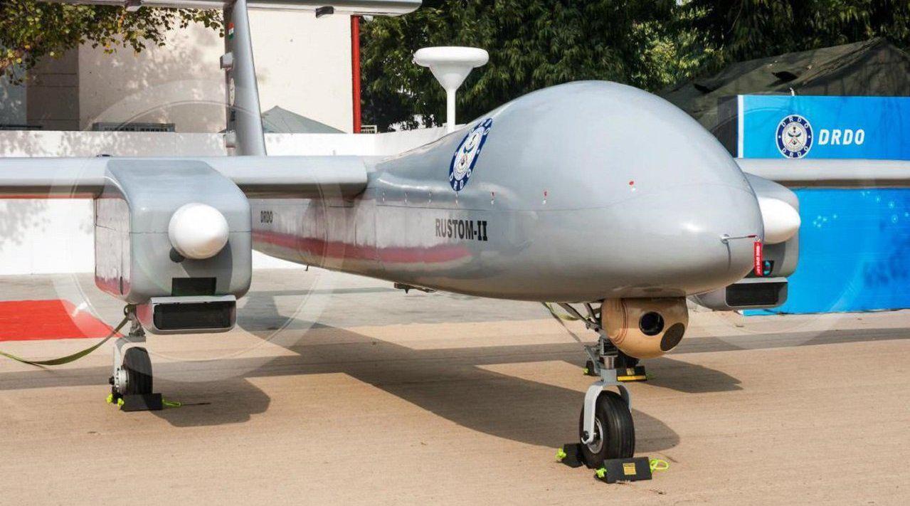 中国才是无人机最大玩家?亚阿战争给印度上了一课