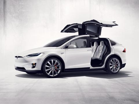 特斯拉汽车(北京)有限公司召回部分进口Model X电动汽车