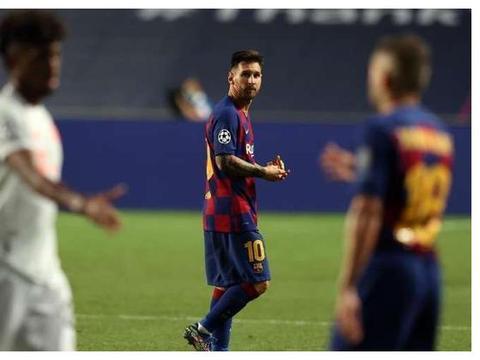 梅西明年也未必走人,但他已看清一些队友真面目,表现太让他伤心