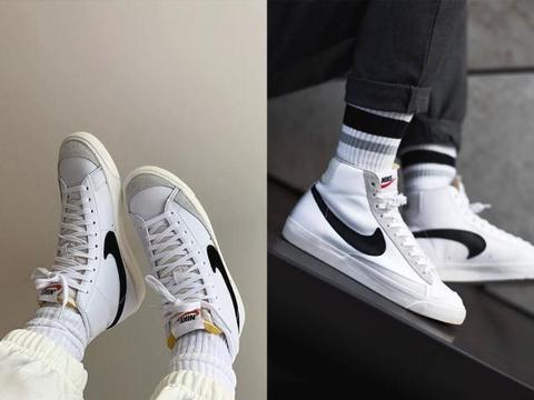 """""""运动鞋+白袜""""潮流的标配,这样穿时尚又减龄,轻松打造潮男范"""