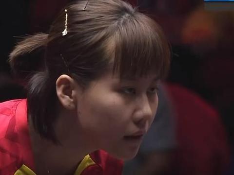 3:0!冲击三位世界冠军,中国女乒名将一战扬名,孙颖莎开局完美