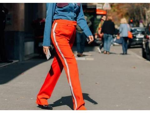 """差点被妈妈扔掉的""""校服裤"""",竟成为女明星机场街拍常客?"""